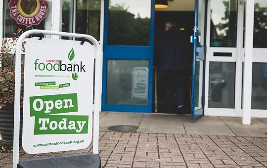 Will the Foodbank be open on Bank Holiday